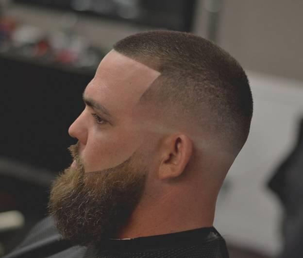 buzz cut for short straight hair