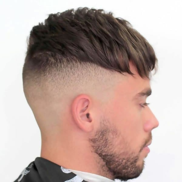 men's hairstyles for straight hair