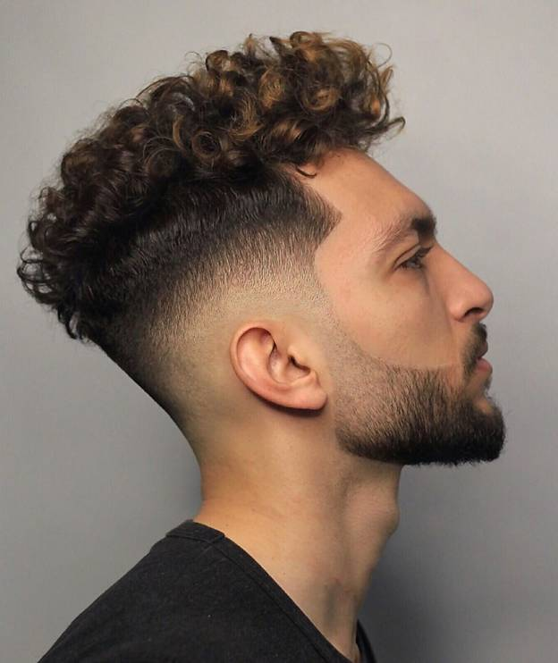 Thick And Curly Hair 7 Styling Ideas For Men Cool Men S Hair