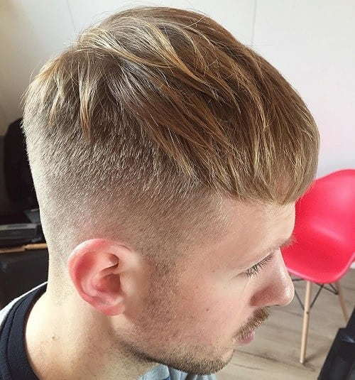 hipster style for thinning hair on crown