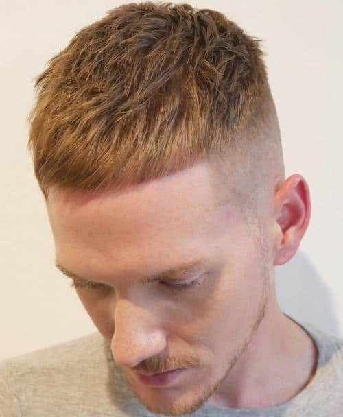 high and tight for thinning hair on crown