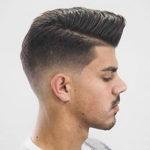 comb over hairstyle for men