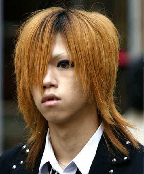 Harajuku hairstyle photo.