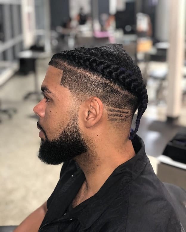 45 Uber Chic Hard Part Haircuts You Will Ever See Cool Men S Hair