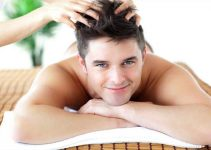 head scalp massage