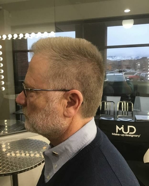 high and tight for older men