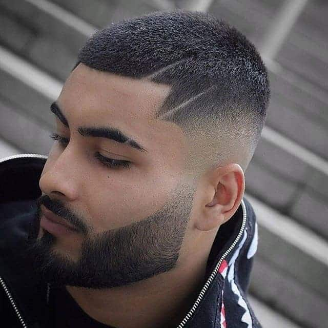 high and tight fade haircuts for men