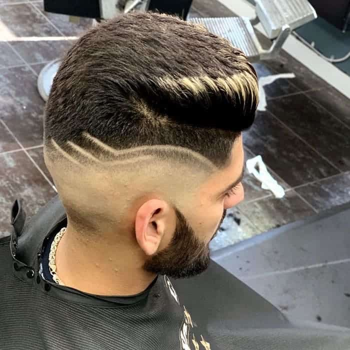 best high and tight fade haircuts for men