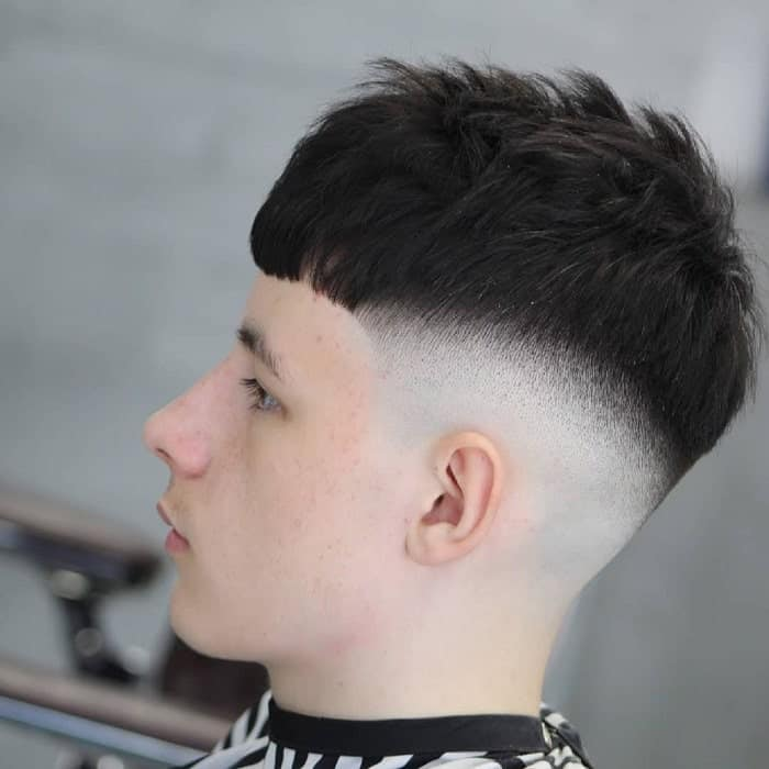 high bald fade hairstyles for men