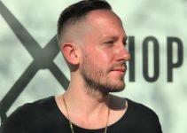 high bald fade
