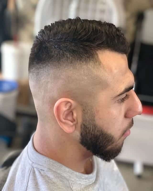 best high skin fade haircuts for men
