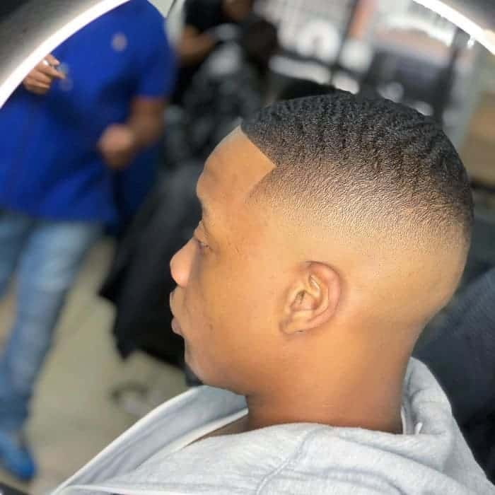 High Temp Fade with Waves