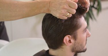 how to get wax out of hair
