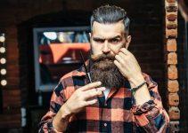 thicken facial hair beard men