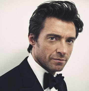 Jackman hairstyle