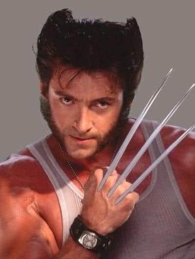 Hugh Jackman 'Wolverine' hairstyle