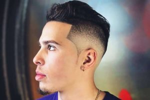 Ice Pick Sideburns: How to Do + Maintenance