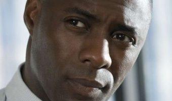 Idris Elba Hairstyle