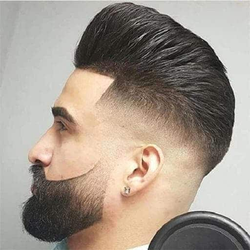 high top fade dreads for men