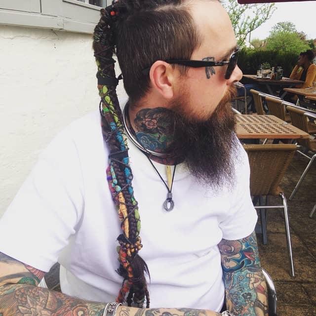 Semi Punk Braids