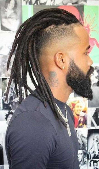 How To Interlock Dreads For Men Top 10 Styles Cool Men S Hair