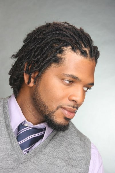 interlocking dreadlocks for men