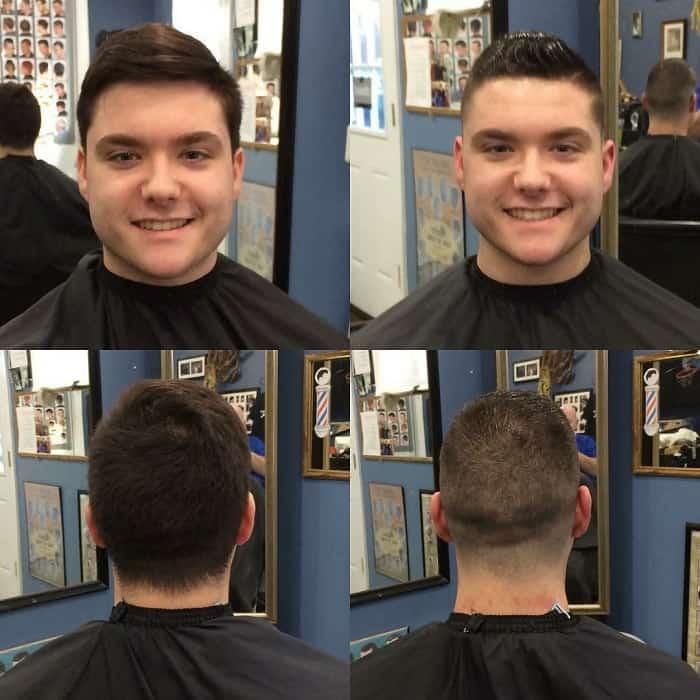 ivy league haircut for guys