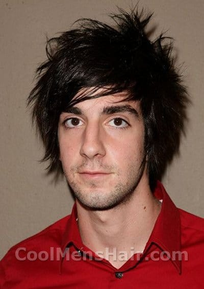 Photo of Jack Barakat hairstyle.