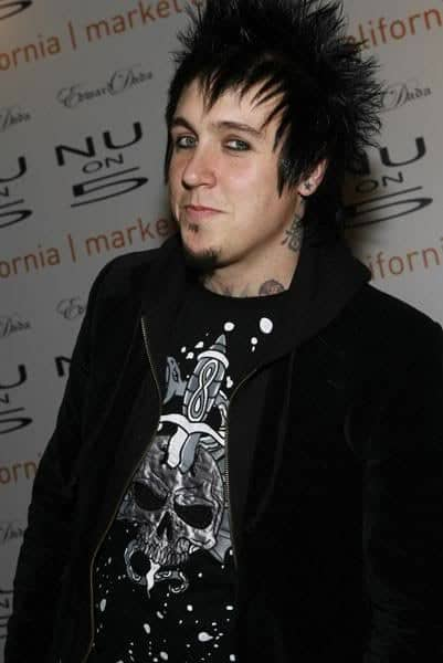 Jacoby Shaddix spiky hairstyle