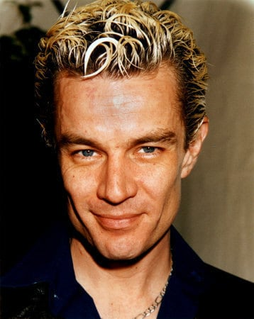 James Marsters hair color