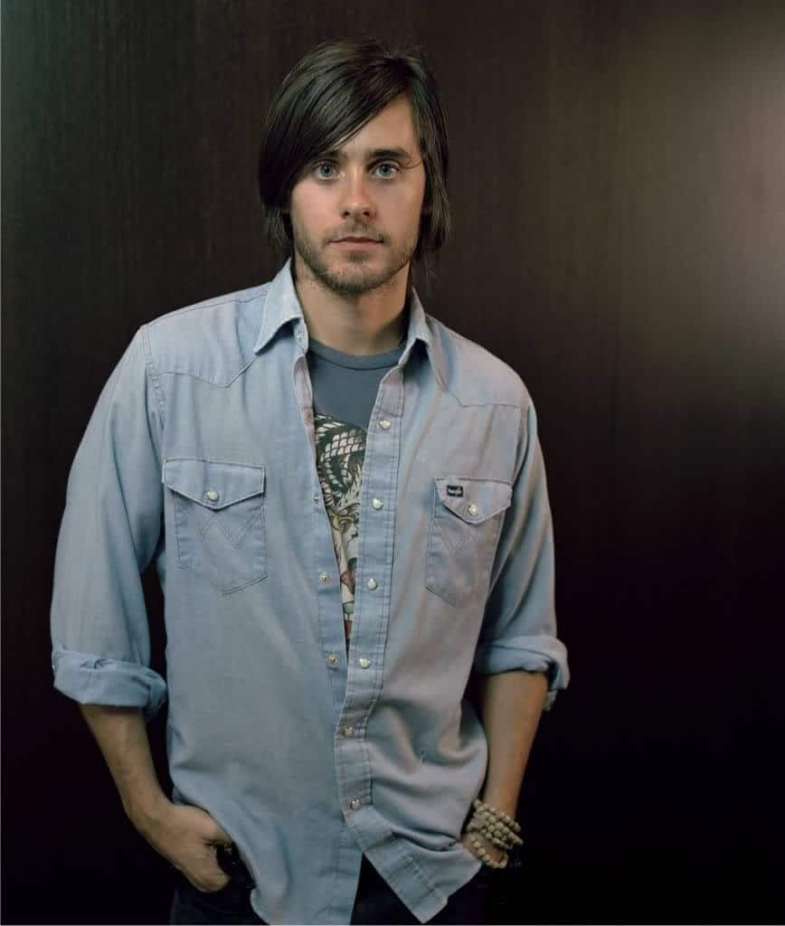 Jared Leto Hairstyles Cool Mens Hair