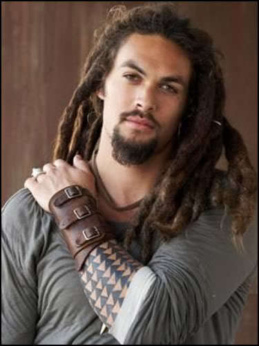 Ronon Dex dreadlocks