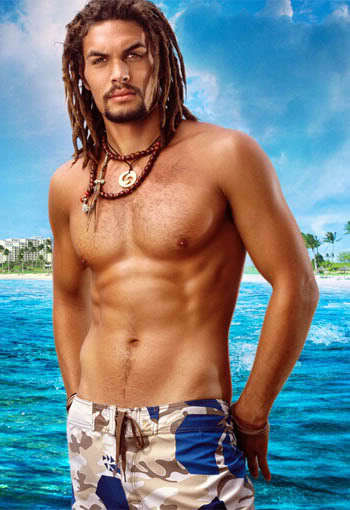 Jason Momoa dreadlocks surfer hair