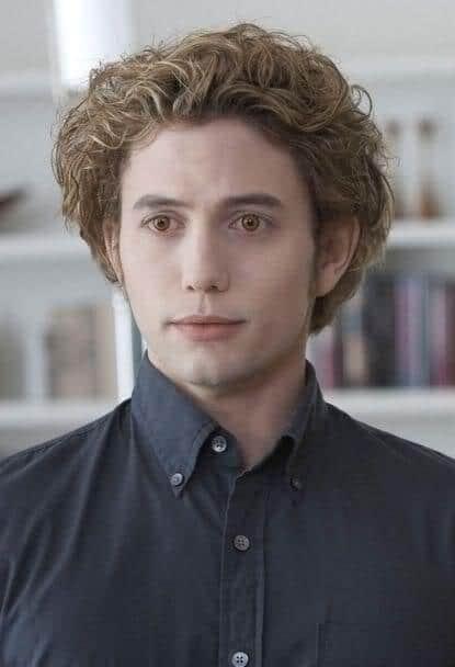 Jasper Hale Twilight hairstyles