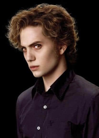 Jasper Hale hairstyles