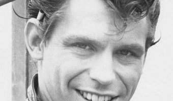 "Jeff ""Kenickie"" Conaway Ducktail Hair In The Movie Grease"