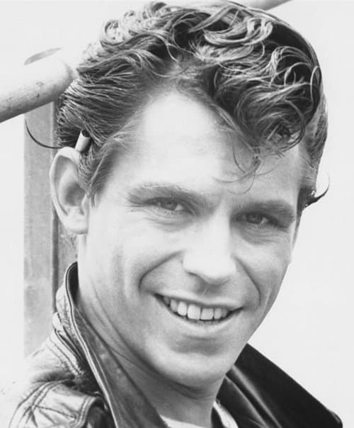 Jeff Kenickie Conaway Ducktail Hair In The Movie Grease Cool
