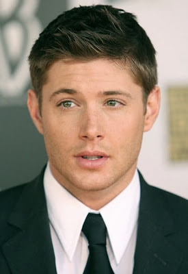 Jensen Ackles Short And Simple Hairstyle
