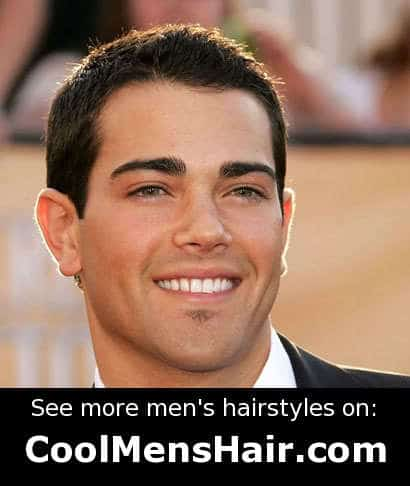 Jesse Metcalfe short hairstyle