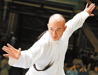 Jet Li Queue Hair Cool Men S Hair