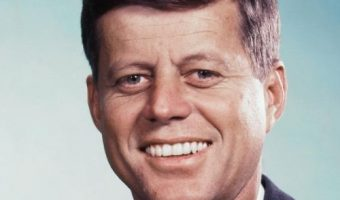 John F. Kennedy's Iconic Hairstyle