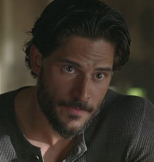 Picture of Joe Manganiello as Alcide Herveaux in True Blood.