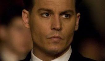Johnny Depp 'John Dilinger' Hairstyle