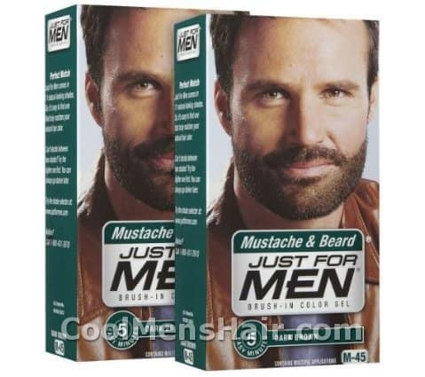 Image of Just For Men Mustache and Beard.