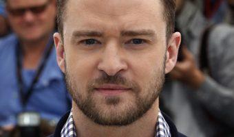 Justin Timberlake Pompadour Hairstyle