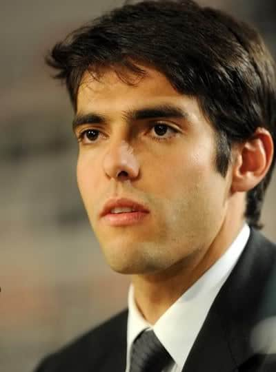 Ricardo Kaka Formal Hairstyles