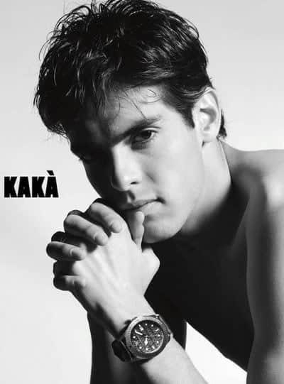 Ricardo Kaka Hairstyles