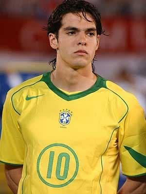 Ricardo Kaka mullet hairstyle