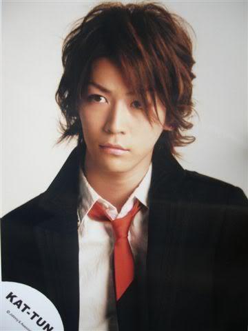 Kajuya Kamenashi hairstyle.