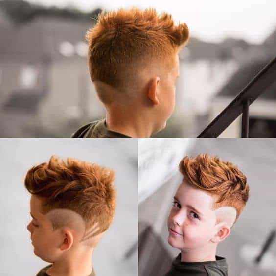 little boy fade haircuts